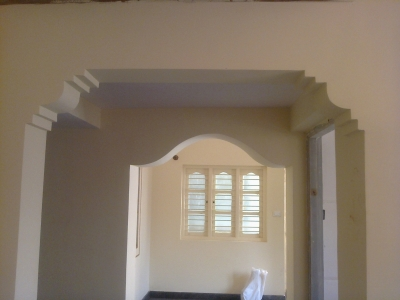 Archs in house for Home arch design