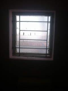 Bathroom window 1