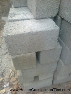 solid cement brick
