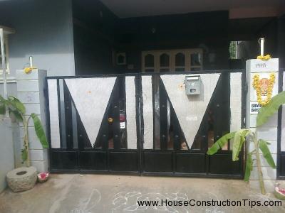 Gate design 9
