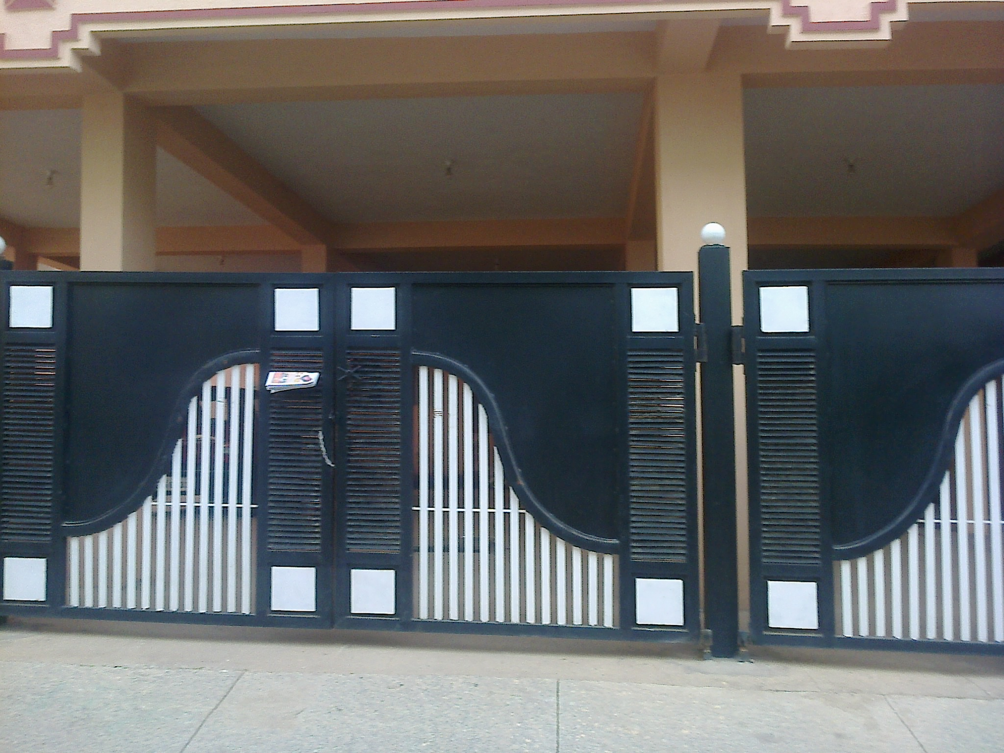 Gate designs for Home gate architecture