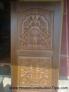 Main door design 2