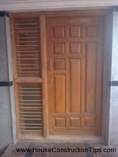 Main door designs for South indian main door designs