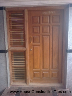 Main door designs for Plain main door designs