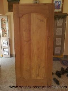 teak-door