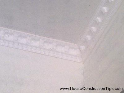 Latest Corners Designs With Plaster Of Paris Wall Designs.