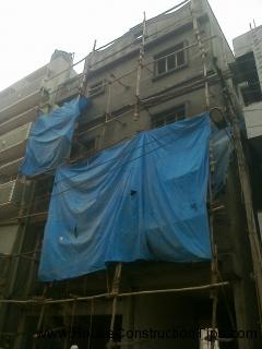 Plastering process 2