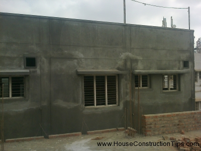 outside-wall-plastering