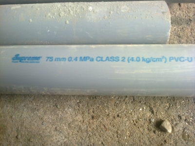 75 mm pipe 4 guage