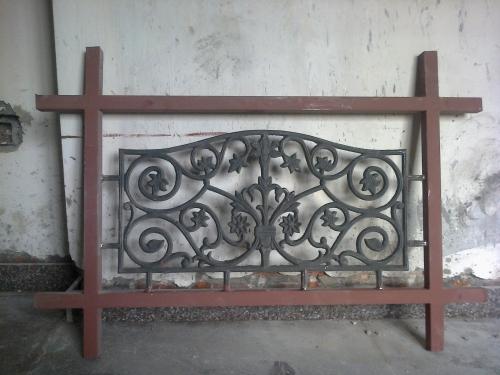 cast iron design