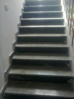 Steps with Granite  3