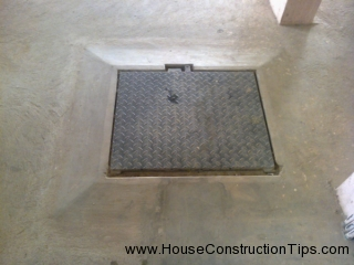 Sump-cover