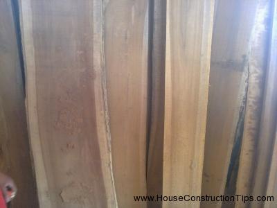 Teak wood planks 3